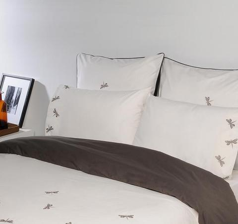 Постельное белье 1.5 спальное Bovi Вечерние стрекозы