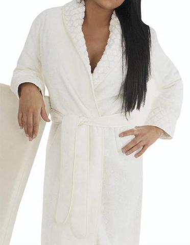 Элитный халат махровый Annabel от Timas
