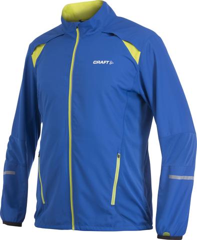 Куртка для бега Craft Performance мужская синяя