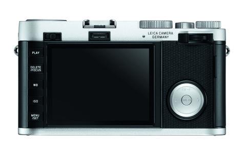 Leica X Vario Silver