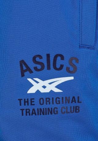 Брюки Asics Polywarp Track Pant blue мужские
