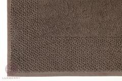 Элитный коврик Foots шоколадный от Luxberry