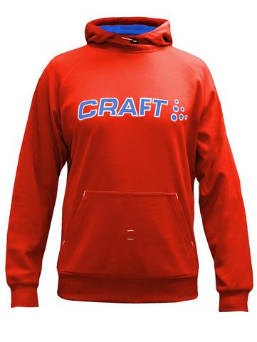 Толстовка Craft Flex Hood женская красная