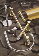 Полотенцедержатель-кольцо 85640CR Concept от Windisch