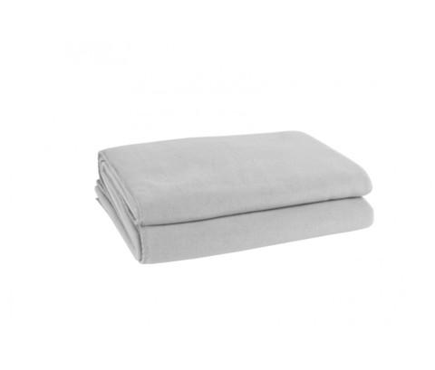 Элитный плед Soft Fleece  светло-серый от Zoeppritz