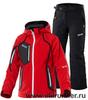 Горнолыжный костюм 8848 Altitude Salvation Red Inca Black детский