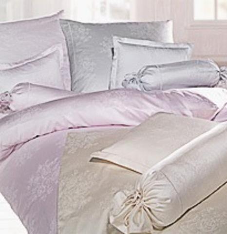 Элитный пододеяльник Rosery розовый от Elegante