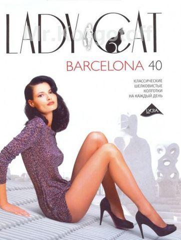Колготки Lady Cat Barcelona 40
