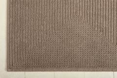 Элитный коврик Soft коричневый от Luxberry