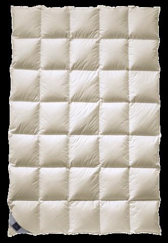 Элитное одеяло пуховое 200х220 Balerina Mono от Billerbeck