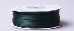 Лента атласная AL-3P 3мм*91,4м темно-зеленый