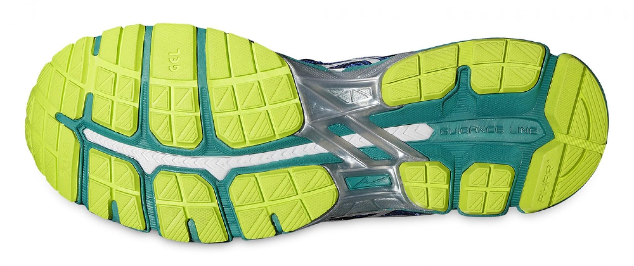 Кроссовки для бега Asics Gel-Kayano 21 мужские (T4H2N 4701)