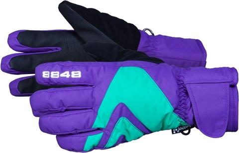 Перчатки 8848 Altitude Hawk мужские Purple