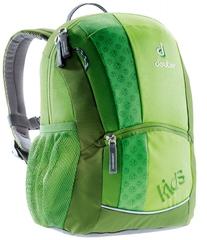 Рюкзак детский Deuter Kids зеленый
