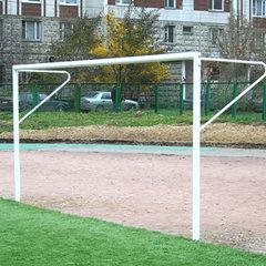 Футбольные ворота стационарные юниорские 2х5 м (пара)