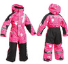 Комбинезон 8848 Altitude - ELMO MINIOR printed suit pink детский