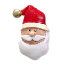 Набор из 12 крючков для шторки Santa Claus от Carnation Home Fashions