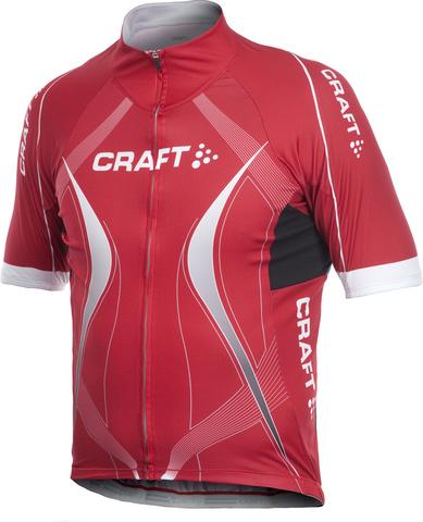 Велофутболка Craft Performance Tour мужская красная