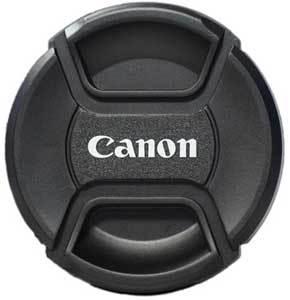 Canon E-52U 52mm (Крышка для объектива Кэнон 52 mm)