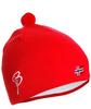 Лыжная шапка Bjorn Daehlie Classic Flag Hat (320154 35014) красная