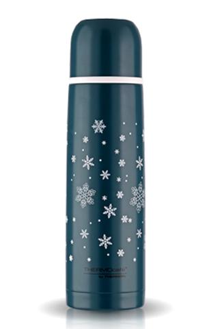 Термос Thermos Snowflask бирюзовый (1 литр)