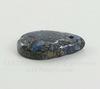 Подвеска Ляпис Лазурит (прессов., тониров) (цвет - темно-синий) 30,6х19,6х7,2 мм №102