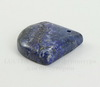 Подвеска Ляпис Лазурит (прессов., тониров) (цвет - темно-синий) 30,5х34,5х7,3 мм №106