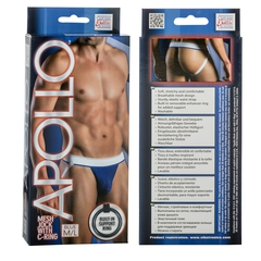 Мужские трусы Apollo Mesh Jock with C-Ring