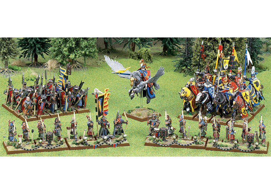 Bretonnian Battalion