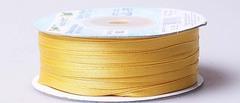 Лента атласная AL-3P 3мм*91,4м ярко-желтый
