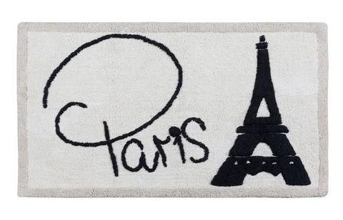 Элитный коврик для ванной I Love Paris от Creative Bath