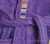 Элитный халат детский махровый Yupi фиолетовый от Caleffi