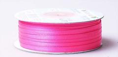 Лента атласная AL-3P 3мм*91,4м ярко-розовый