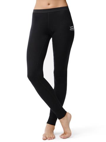 Женские термокальсоны Norveg Soft Leggins чёрные (14SW003-002)