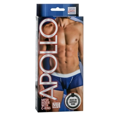Мужские трусы Apollo Mesh Boxer with C-Ring