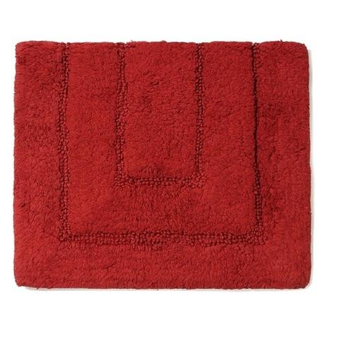 Элитный коврик для ванной Kassadesign Garnet Red от Kassatex