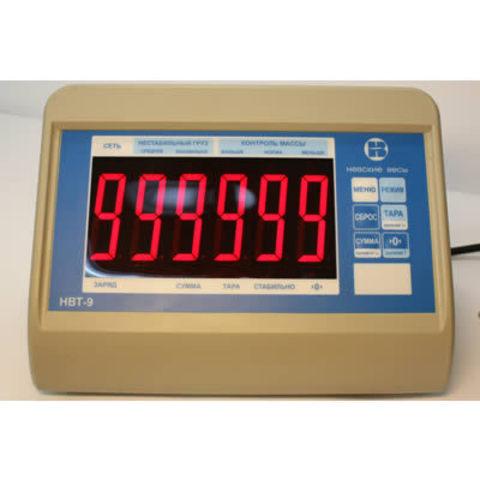 Весы паллетные ВСП4-2000.2П9