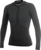 Термобелье Рубашка Craft Warm Crew Neck женская черная