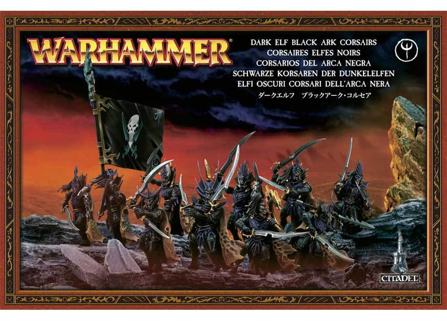 Black Ark Corsairs