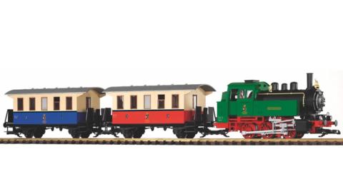 PIKO G 37130 Стартовый набор Пассажирский поезд, 1:22,5