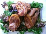 Копченая Рулька свиная около 1 кг от Виталия Богданова