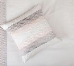 Элитная наволочка декоративная Calipso серый жемчуг от Luxberry