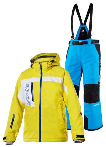 Горнолыжный костюм 8848 Altitude Coy Yellow Mowart Blue детский