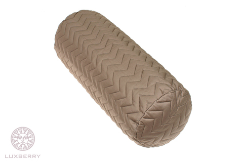 Элитная подушка-валик декоративная Zigzag от Luxberry