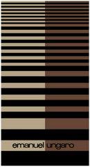 Набор полотенец 2 шт Emanuel Ungaro Geo коричневый