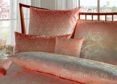 Наволочка 50x70 Curt Bauer Sabah розово-коралловая