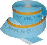 WS (WINDOW SYSTEM) Prof Ins Лента пароизоляционная на тканевой основе для внутреннего шва