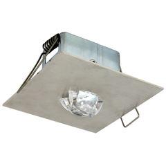 Эвакуационный встраиваемый светильник для коридоров EYE/C LED Square Awex