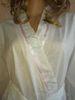 Элитный халат хлопковый Белый кимоно от Feraud