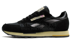 Кроссовки Мужские Reebok Classic Leather Black Camo